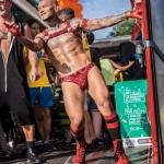 Pablo Bravo Pride Barcelona 2017