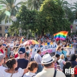 Manifestación Pride Barcelona 2017