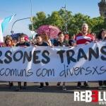 Persones Trans Pride Barcelona 2017