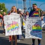 LGBT Rusia Pride Barcelona 2017