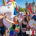 Unicornio Pride Barcelona