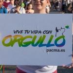 Vive tu vida con Orgullo Pacma Pride Barcelona 2017