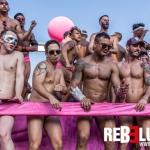 The Black Room Pride Barcelona 2017
