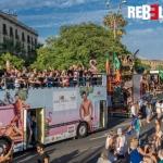 Carroza Axel Pride Barcelona 2017