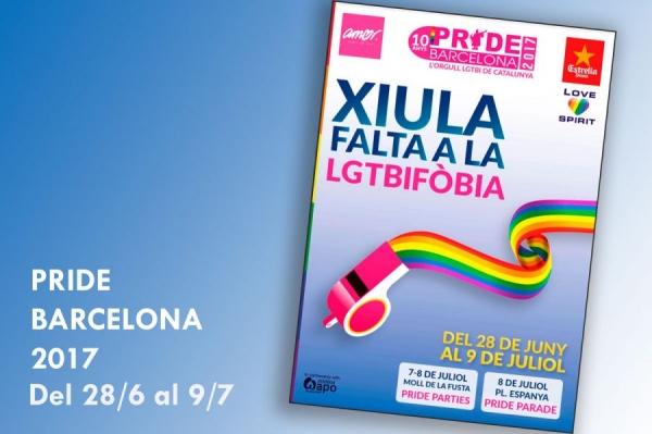 10 años de Pride Barcelona