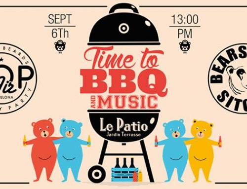 POPair Sitges BBQ & Music – bears & friends