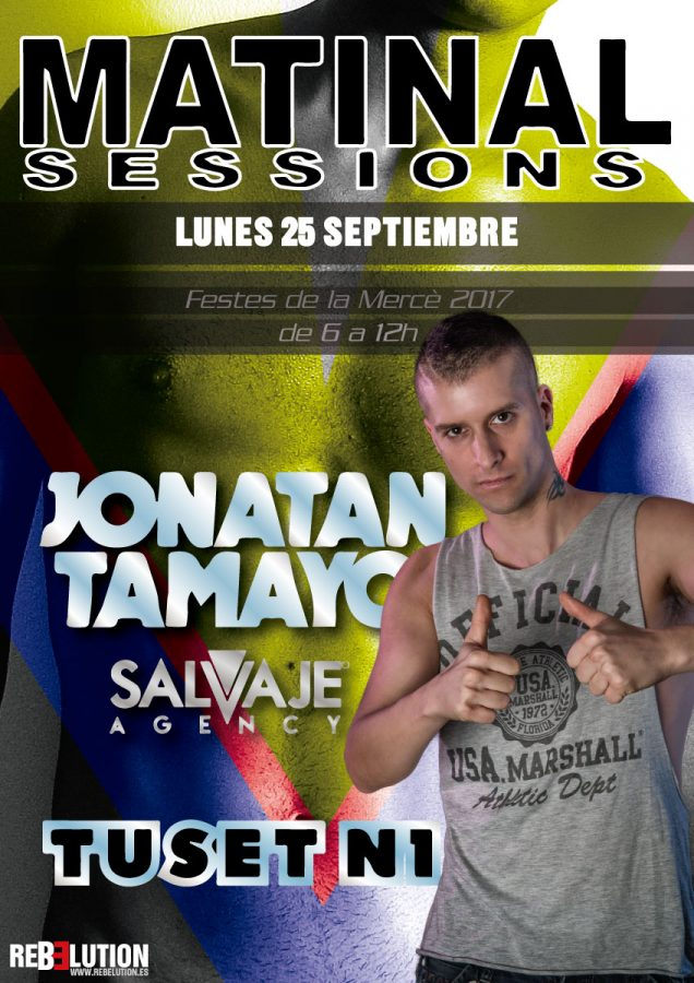 Matinal Sessions with Jonatan Tamayo Tuset 1 Barcelona